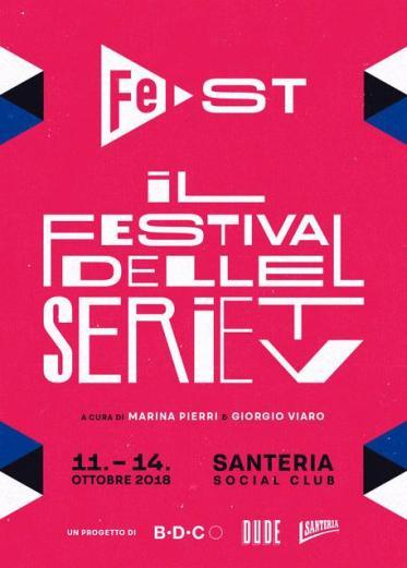 """NASCE """"IL FESTIVAL DELLE SERIE TV"""", VIVRA' DALL'11 AL 14 OTTOBRE A MILANO"""