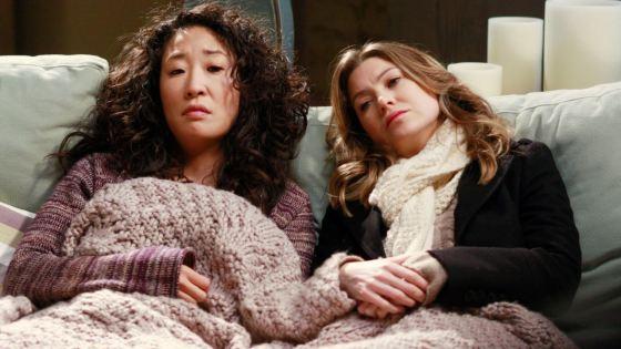 Cristina Yang e Meredith Gray